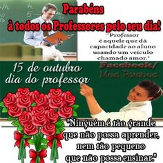 frases para o dia dos professores para facebook Lourdes, Movie Posters, Movies, Facebook, Quotes For Teachers, October 15, Joie De Vivre, Teachers' Day, Schoolgirl