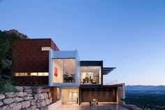 Admirable Modern Architecture in Salt Lake City: H-House