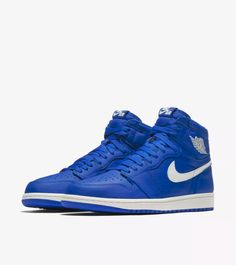 c29d7bfbea9bda Explore and buy the Air Jordan 1 Retro High OG  Hyper Royal   White . Stay  a step ahead of the latest sneaker launches and drops.