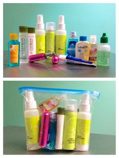 Perfectly Packed: How to Pack Liquids to Carry-On the Plane | Suitcase Confidential