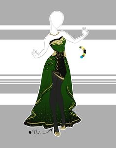 .::Outfit Adoptable 38(OPEN)::. by Scarlett-Knight.deviantart.com on @DeviantArt