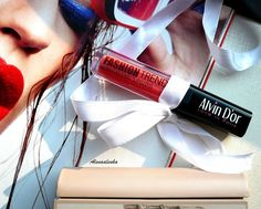 Alvin D'or Fashion Trend Longlasting Lipgloss. Review \ Блеск для губ, тон 19…