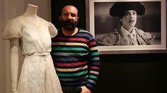 Paco Delgado, nominado al Oscar por el vestuario de «La chica danesa»