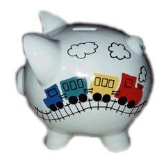 ceramic piggy bank