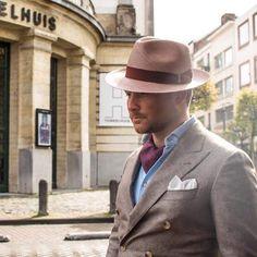 Cravat Formal Wear, Casual Wear, Ascot Style, Cravat Tie, Ascot Ties, Well Dressed Men, Good Looking Men, Anonymous, Gentleman