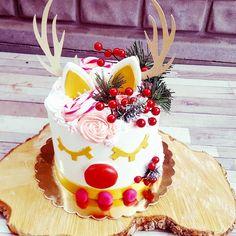 Rudolphcake