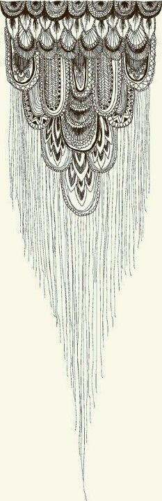 This would be gorgeous for a native american themed sleeve piece!