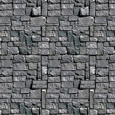 Amazon.com: Stone Wall Backdrop Party Accessory (1 count) (1/Pkg): Kitchen & Dining