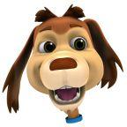perro chocolo personajes - Buscar con Google