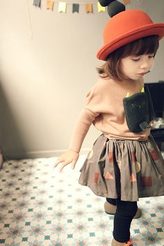 my kid is going to be the best dressed kid ever!