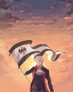 Hetalia (ヘタリア) - Prussia (プロイセン) -「✙」/「Fijazzy」のイラスト [pixiv]