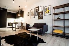 Salon styl Industrialny - zdjęcie od Nowa Papiernia - Salon - Styl Industrialny - Nowa Papiernia