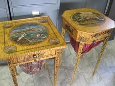 Women's Painted Furniture 1790-1830 Betsy Krieg Salm - Google Search