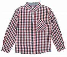 Camisa Cuadritos (8 a 14 años) - Regalizzes.com