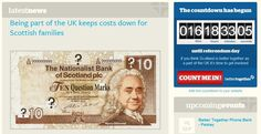 We may have solved the mystery of why @UK_Together think we can't use the pound STERLING. #idiots pic.twitter.com/uOosfPb4ES