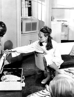 Audrey Hepburn in Breakfast at Tiffany's - Fashion Chalet