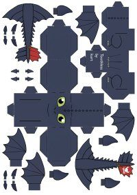 Free How to Train Your Dragon Printables, Downloads, and Crafts   SKGaleana