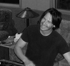 Keanu Reeves - yeah, he's happy now! Keanu Reeves House, Keanu Reeves John Wick, Keanu Charles Reeves, Keanu Reeves Quotes, Arch Motorcycle Company, Something's Gotta Give, Keanu Reaves, Ideal Man, Perfect Man