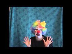 Circus Clown CL Storytelling