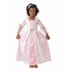 Disfraz de Princesa Rosa  Incluye: Vestido y tocado  Composición: Raso, punto, terciopelo y cristal http://www.disfracessimon.com/disfraces-infantiles-bebe-nino-nina/2740-disfraz-princesa-rosa-p-2740.html