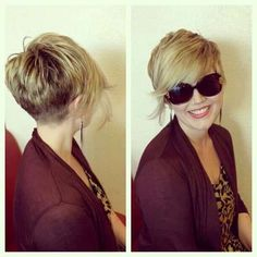 Short Hairstyles - 1