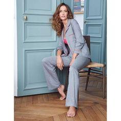 Pyjama en jersey coton femme - 3 Suisses