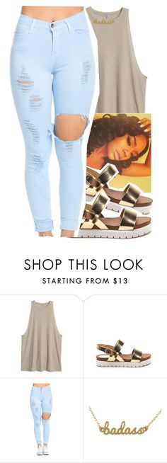 """7/6/16"" by lookatimani ❤ liked on Polyvore featuring Kris Nations"