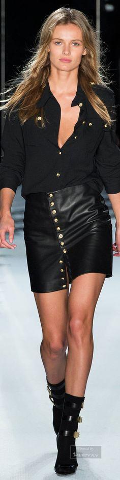 Versus Versace.Spring 2015. ❤