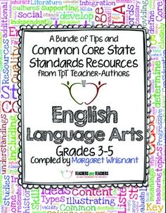 Free Common Core Resources for Grades 3-5 Students