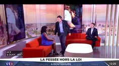 «C'est un facho!» : quand un débat sur la fessée vire à l'affrontement verbal sur LCI (VIDEO)