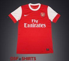 d19e94ffee7 ARSENAL HOME 2010-2011 (S) Nike FOOTBALL SHIRT Jersey Maglia Camisa Mailot