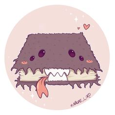 """Polubienia: 3,745, komentarze: 40 – Naomi Lord (@naomi_lord) na Instagramie: """"Kawaii Monster Book of Monsters! :3 Right guys I've made my profile into a business one just so if…"""""""