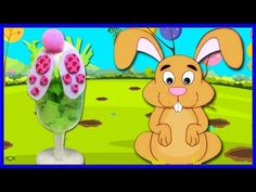 DIY Easy Easter Crafts: Easter Bunny Down the Rabbit Hole | DIY Easter Room Decor - YouTube