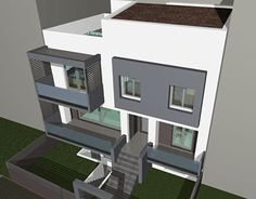 """Check out new work on my @Behance portfolio: """"City house"""" http://be.net/gallery/32405645/City-house"""