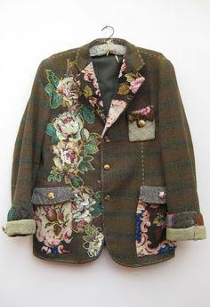 Jacket - Mandy Pattullo