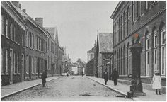 Kloosterwandstraat Roermond 1900