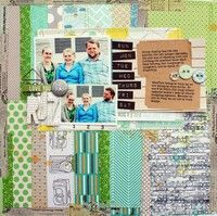 A Challenge by Fevvers from our Scrapbooking Gallery originally submitted 09/21/12 at 11:00 PM