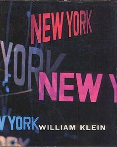William Klein. New York New York.