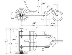 drift trike dimensions - Google Search … | art how to | Pinte…