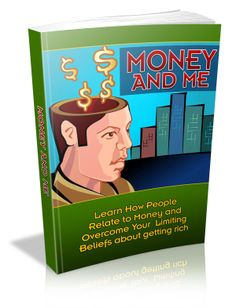 Money and Me PDF eBook on CD With Master Resell Rights
