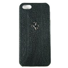#Ferrari FF Leather Hard Shell Case for #iPhone 5 - Black $28.99 From #DayDeal