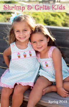 Shrimp & Grits Kids Spring 2013 Catalog