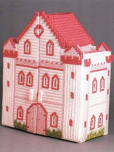 Jewelry Box Accessories Plastic Canvas Pattern Book Annie Attic