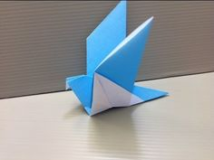 Daily Origami: 139 - Flapping Bird****