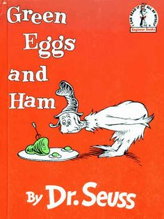 Green Eggs and Ham by Dr. Seuss | 15 Classic Children's Books That Have Been Banned In America