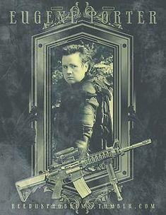 Eugene Porter portrait