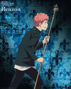 Poster Blue Exorcist Renzou