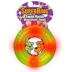 Dog Toys The Super Ring