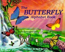 The Butterfly Alphabet Book by Brian Cassie *