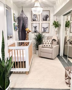 Children's nurseries inspirations | Get some ideas to decor baby room at CIRCU.NET